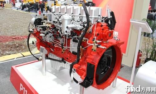 上海日野p11c重型国四柴油发动机