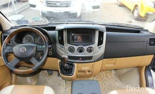 东风御风2015款新内饰和AMT变速箱操纵杆