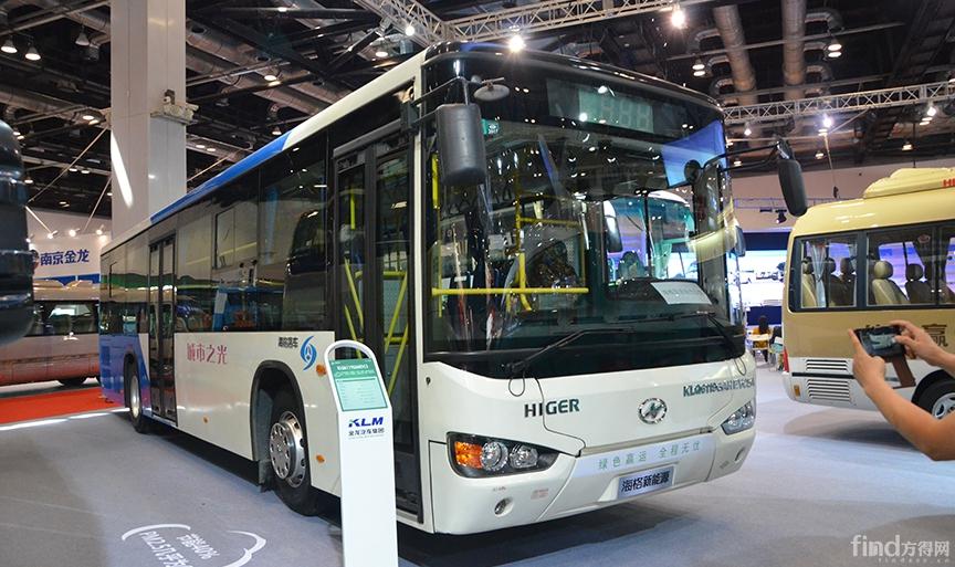 海格新能源 KLQ6119GAHEVC5