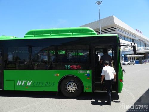 秦皇岛新能源公交占比达56%