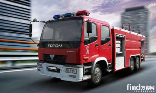 北京2015年新增100辆消防车