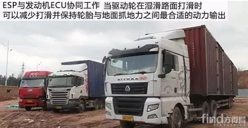 卡车车身电子稳定系统(esp)详解