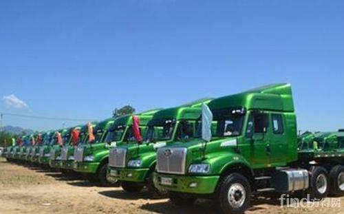 在中国怎样开货车到越南
