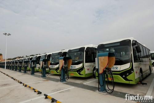 比亚迪的新年大礼包 广东汕尾采购300辆K7高清图片