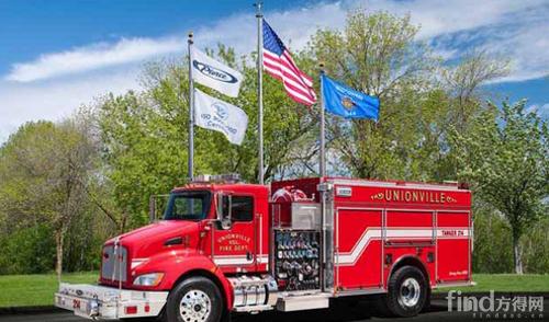 皮尔斯消防车价格_肯沃斯市场营销总经理助理jason skoog认为皮尔斯制造的消防车保持了