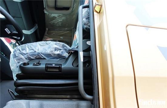轿车前座椅结构图