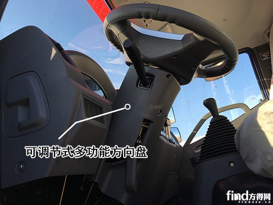 福田奥铃CTX国V轻卡搭载了康明斯2.8L气刹发动机,这款发动机采用模块化设计,结构紧凑、集成度高、采用气刹后增加的附件布局合理,是为城市高效物流量身定制的动力产品。其最大输出功率达到150马力,峰值扭矩360NM,较行业平均水平高30%,其启动和加速更快,爬坡能力更强. 最大扭矩转速仅2900rpm,可靠耐久性出众,平均无大修里程(B10寿命)超过50万公里,大大提高出勤率。 此外,康明斯2.