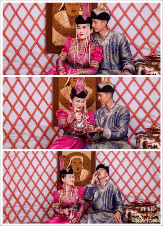 """解放成了特殊的""""见证人""""——我们结婚啦! (8)"""