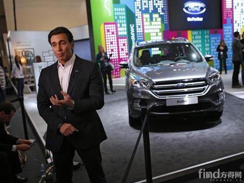 福特第一季度欧洲销量同比增长8% 翼搏劲增五成