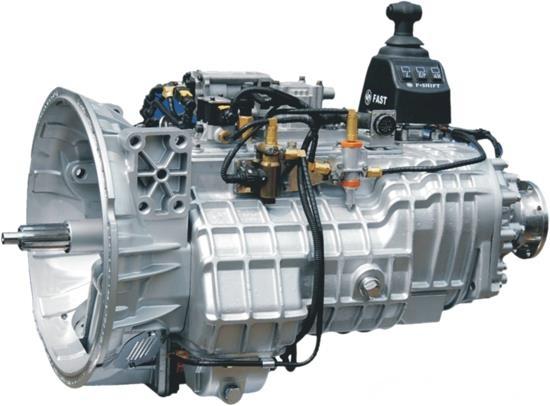 AMT(16JZSD200)自动变速器