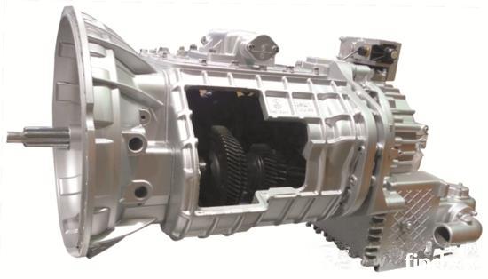 6DSQX180T+FH400B串联缓速器