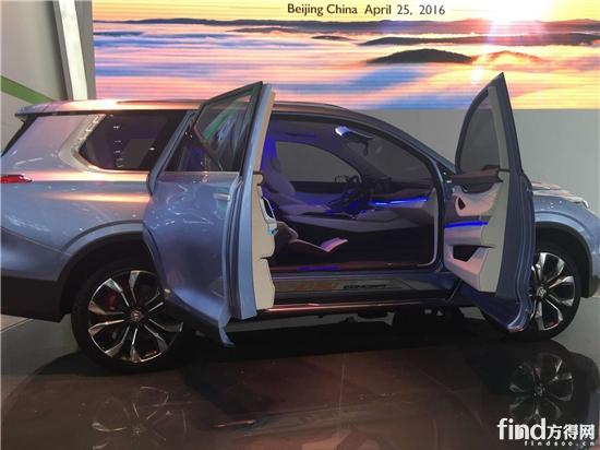 推D90概念产品 看上汽大通如何玩转SUV高清图片