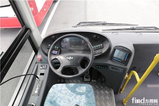 图:DD6109EV3驾驶室