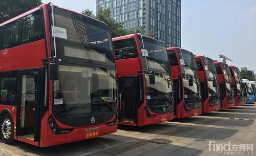 """珠海""""银隆造""""纯电动双层巴士因何在众多制造商中拔"""