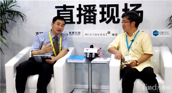 1 金旅客车常务副总经理彭东庆接受专访