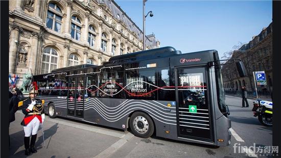 2 金旅客车联合荷兰EBUSCO推出的精品纯电动车