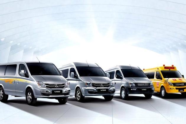 真国五大品质上汽大通V80企业的最终选择