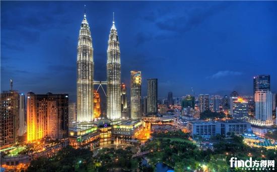 马来西亚美景