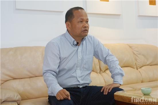 访惠东县春风汽车运输有限公司董事长周月荣