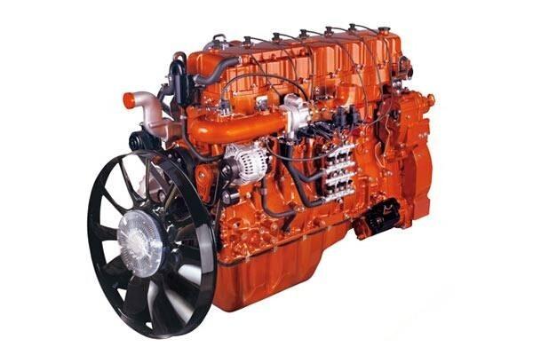 玉柴310发动机结构图