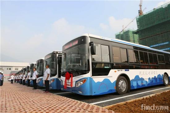 银隆钛,开启贵州兴义纯电动公交快充时代