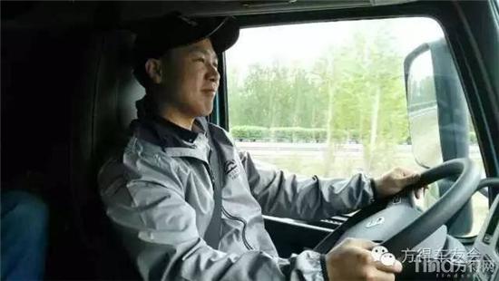 武风林开车的样子是不是很帅?
