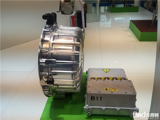 高性能小体积电机及控制器