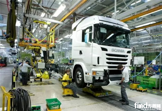 斯堪尼亚的卡车为什么那么好? ——跨国公司探秘之斯堪尼亚篇(三).webp