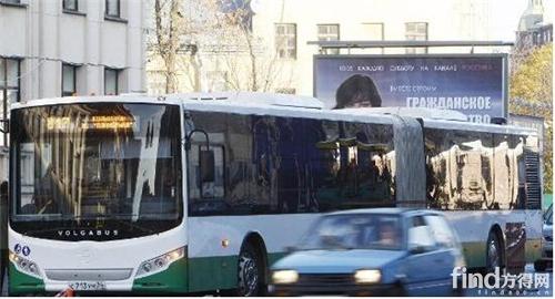 俄罗斯2018推无人驾驶客车
