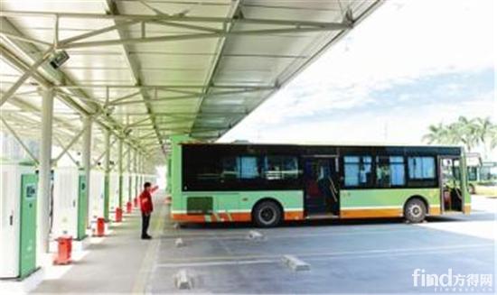 公交车充电桩