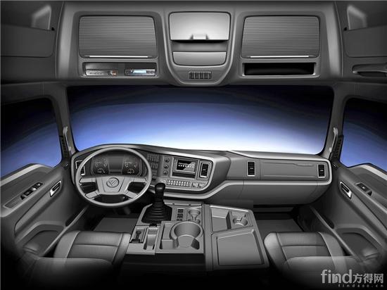 福田戴姆勒汽车商务会在上海举行 全系新品强势登场高清图片