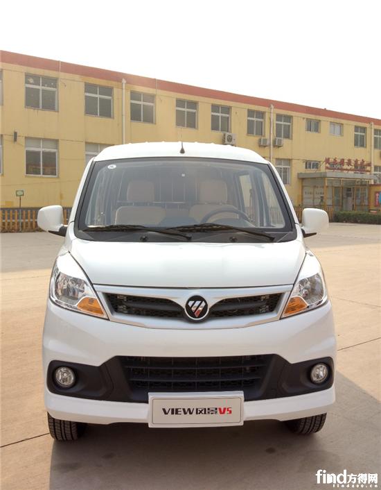 福田风景V5-搭载自主研发汽油发动机 风景V3 V5上市高清图片