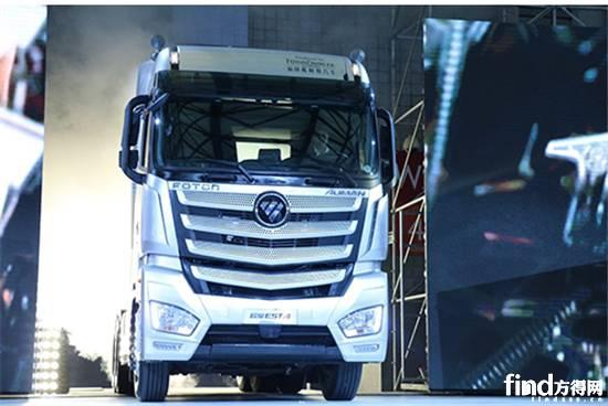 欧曼est超级卡车图片