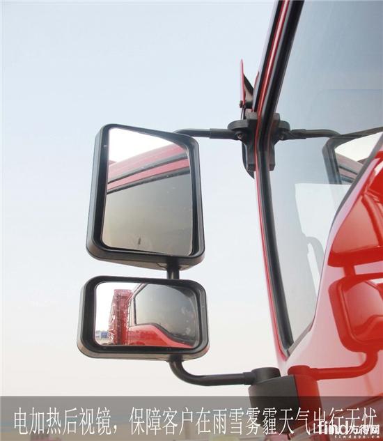 试驾陕汽德龙L3000载货车:非一般的感觉 (5)