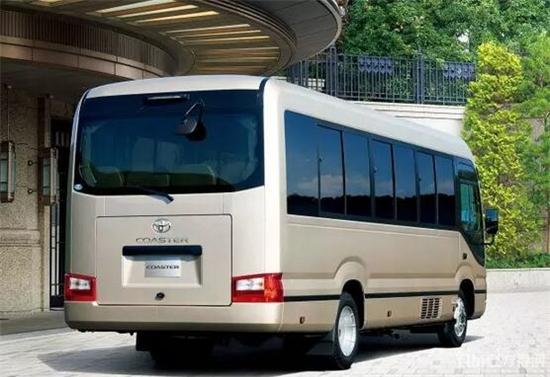 丰田柯斯达推出第四代车型 (5)