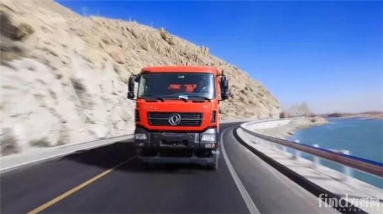 场获单83辆 东风天龙KC工程车西藏上市
