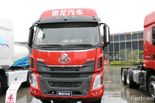 乘龙H5港口牵引车(全新车型,预计4月份推出) (2)