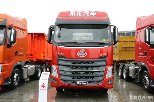 乘龙H7高效物流牵引车(WP12) (6)