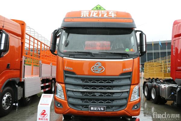 乘龙H7危险品运输车 (2)