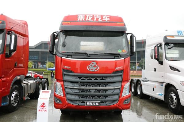 乘龙H7长途高效物流牵引车(WP13) (2)