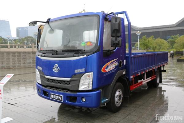 乘龙L3 4×2载货车 (1)