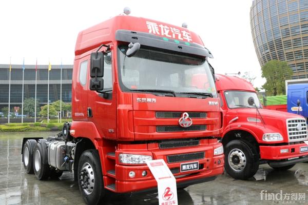 乘龙M5牵引车 (1)