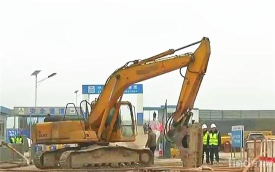 湖南合江隧道南线预计6月贯通