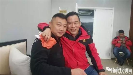 尽洪荒之力 助卡友远行的张荣生 (3)