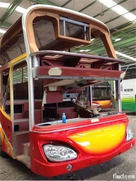 """组装""""沃尔沃""""?台湾拼装巴士触目惊心2"""