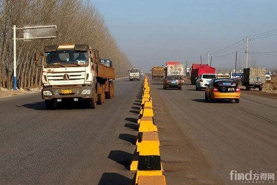 河北唐曹公路正式通车运行 全长57.3公里