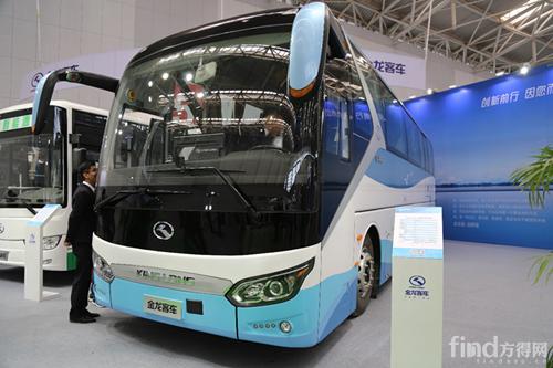 天津客车展3款新车发布各具特色3