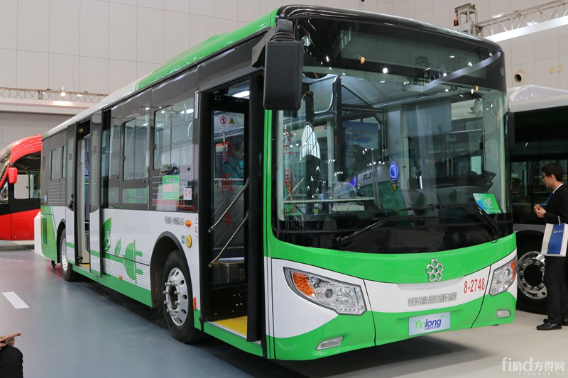 10.5米公交