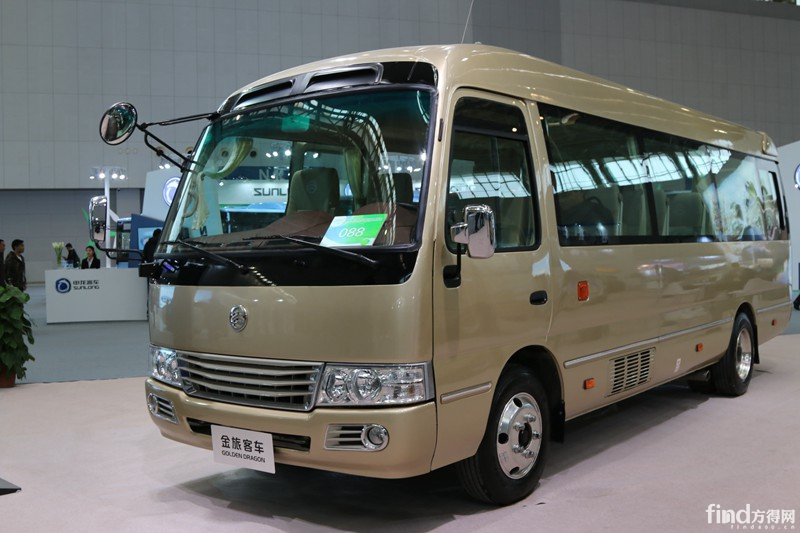 金旅V8考斯特商务车