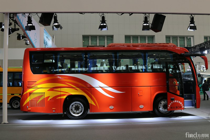 BJ6802系列城间客车